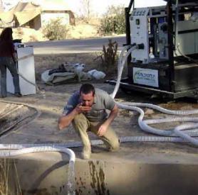 Brackish Water Treatment Process
