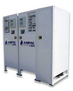 Twin Redundant Seawater Desalination RO Watermakers 2 X 2,000 GPD | 2 X 7,500 LPD