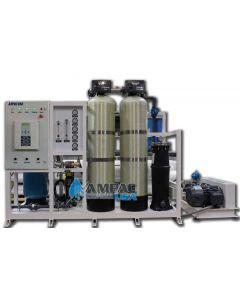 Seawater Desalination Watermaker (Land Based) - Model: SW9000-LX