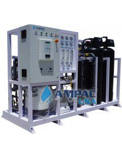 Industrial Reverse Osmosis 12,000 GPD | 1.9m3/hr