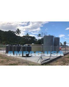 Mobile Seawater Desalination Plant | SW100K-LX-C