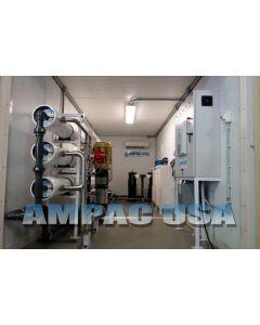 ROWPU Industrial Turnkey Reverse Osmosis 100,000 GPD | 15.8m3/hr