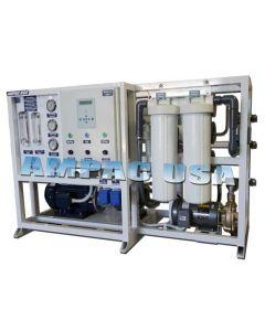 Seawater Desalination Reverse Osmosis Watermaker 4,500 GPD | 17,000 LPD