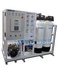 Seawater Desalination Watermaker (Land Based) - Model: SW5000-LX