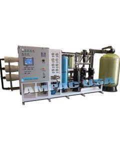 Seawater Desalination Watermaker (Land Based) SW60K-LX
